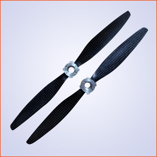 Carbon Propeller Typhoon H 1xA 1xB