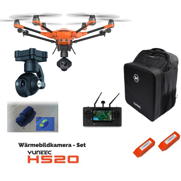 H520 inkl. CGO-ET Wärmebildkamera Set