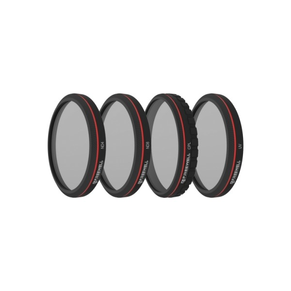 YUNEEC H520 E90 FILTERS - STANDARD - 4-PACK