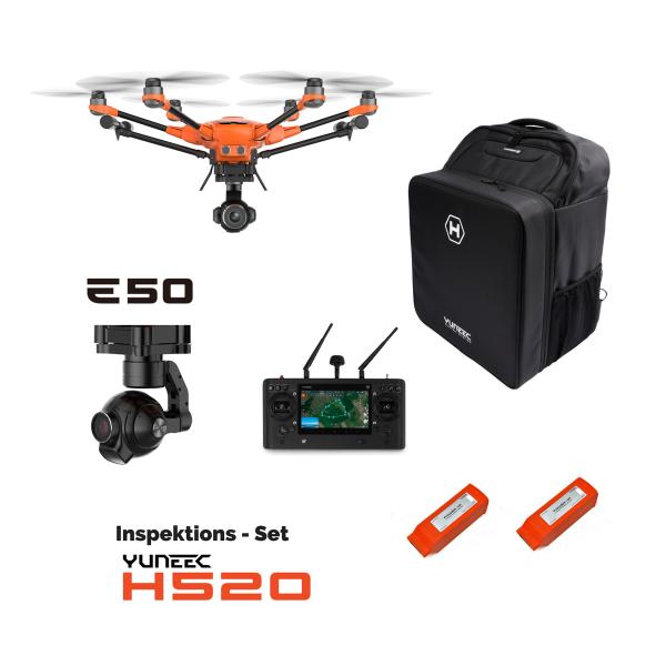 H520 inkl. E50 Inspektions-Set