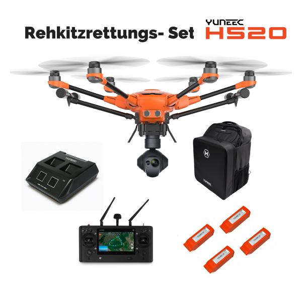 H520 inkl. CGO-ET Rehkitzrettung Set
