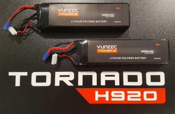 LiPo Pack H920 6S 4000mAh 8C Lipo 2 Stück