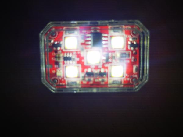 ARC-V Strobo Licht