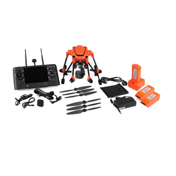 Rehkitzrettungs Set H520EKamera ETx, 3 Akkus, ST16E